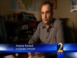 Antoine Rached Auto Appraiser