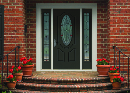 Therma tru launches door do over sweepstakes for Therma tru fiber classic mahogany price