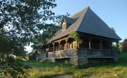 Two authentic wooden country lodges in romania join welcome beyond - Houses maramures wood ...