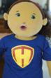 The Heidi Heimlich doll is used to teach students how to correctly perform the Heimlich maneuver.