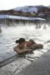 Many Spa of the Rockies guests also enjoy soaking in the Glenwood Hot Springs Pool