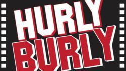 Hurlyburly title treatment, January 2013.