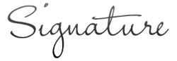 Signature-Windows Logo