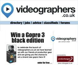 Videographers Banner