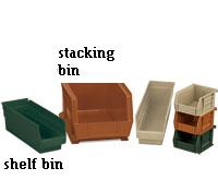 Earth Saver Storage Bins