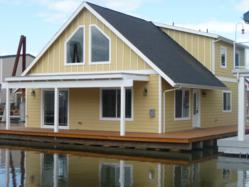 Derek Morrell's Floating Homes