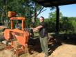 Hamsley Forestry, LLC of Hawkinsville, Georgia Wins in Wood-Mizer's 2012 Business Best Contest