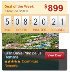 Travel Deal of the Week