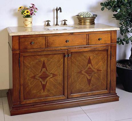 Pictures Bathroom Vanities on Tip Sheet On Antique Bathroom Vanities For A Lavish Bathroom Design
