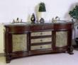 Ornate Antique Double Bathroom Vanity From Legion Furniture