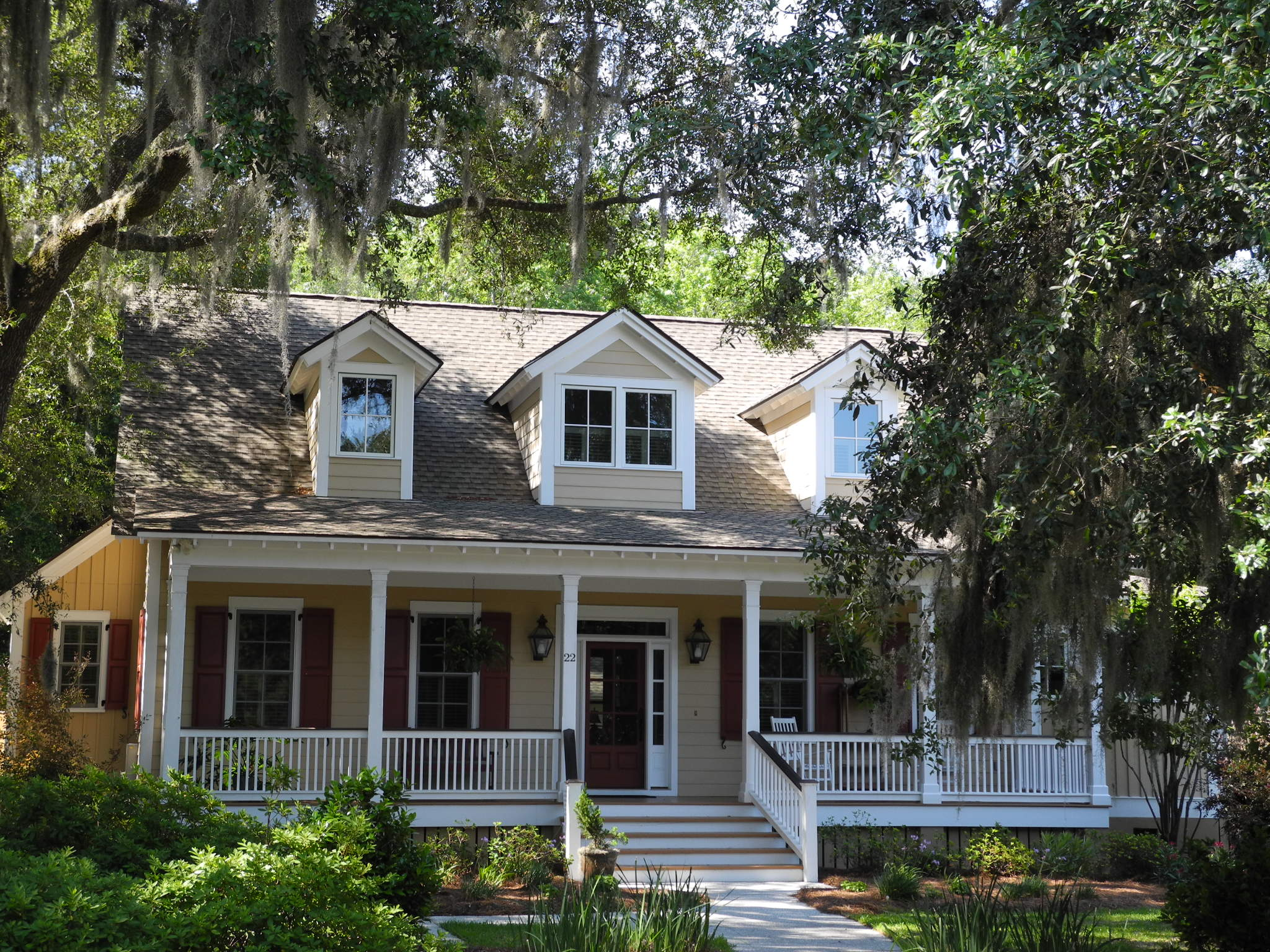 Beaufort south carolina real estate named happiest Cottage houses