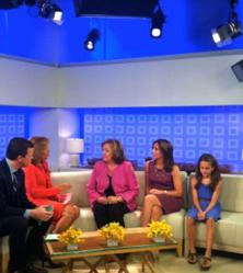 Colleen Mook of Baby Be Hip on the TODAY Show