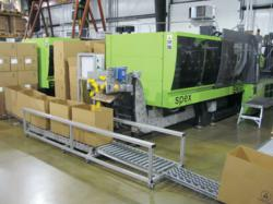 Increased efficiencies with DynaCon Box Filling System