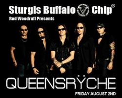Queensrÿche to Perform at Largest Music Festival in Motorcycling™ Fri Aug 2, 2013