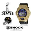Baltimore Ravens Colorway diamond G-Shock by ZShock Commemorating Superbowl 47