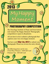 'My Happy Moment' Photography Competition