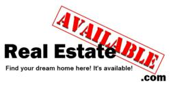 Real Estate Available Logo