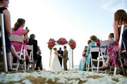 Wedding in Jamaica - www.roundhill.com/weddings-and-events