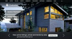 New Prudential Northwest Properties website