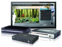 CAYIN Technology at Integrated Systems Europe 2013