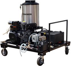 Steam Pressure Washer - Daimer Super Max 12885 DE