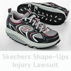 Wright & Schulte LLC, is dedicated to helping those injured by Skechers Shape-Ups receive the compensation they deserve. Call 800-399-0795 or visit www.yourlegalhelp.com today for a FREE consultation!
