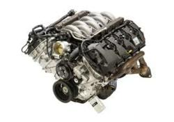 2004 Mustang Cobra engine