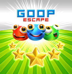 Goop Escape Splash Screen 2