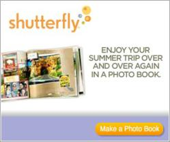 30% off and Free shipping on Shutterfly's Photo books
