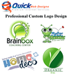 Custom Logo Design for any Business Anytime.