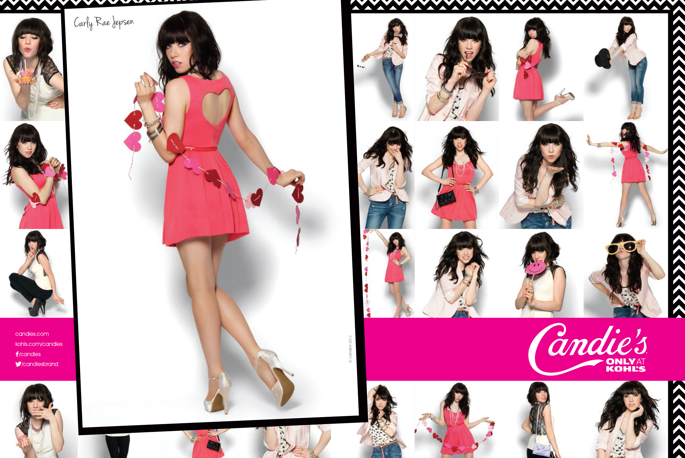 35e50d9b7 Candie's Debuts Spring Marketing Campaign Starring Grammy Nominated,  Multi-Platinum Artist Carly Rae Jepsen