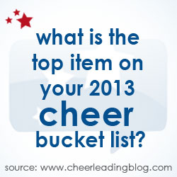 Cheerleading Blog Releases The Results of Their First Online Cheer Poll
