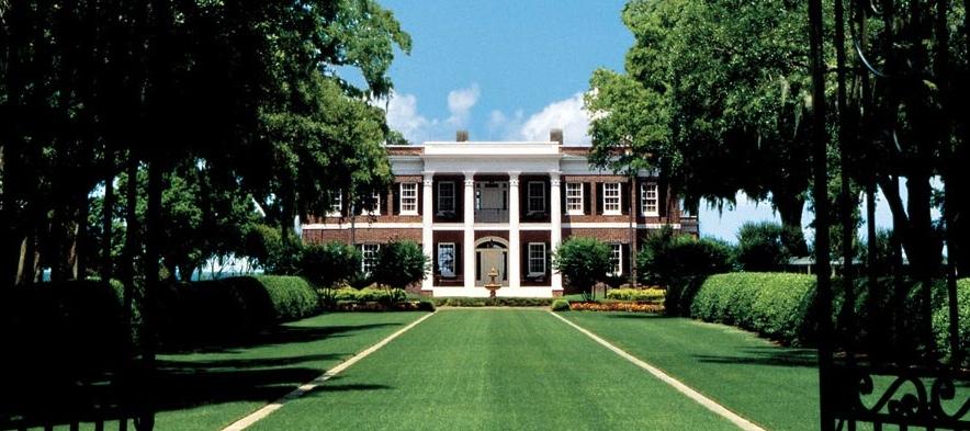 Savannah Georgia Plantations