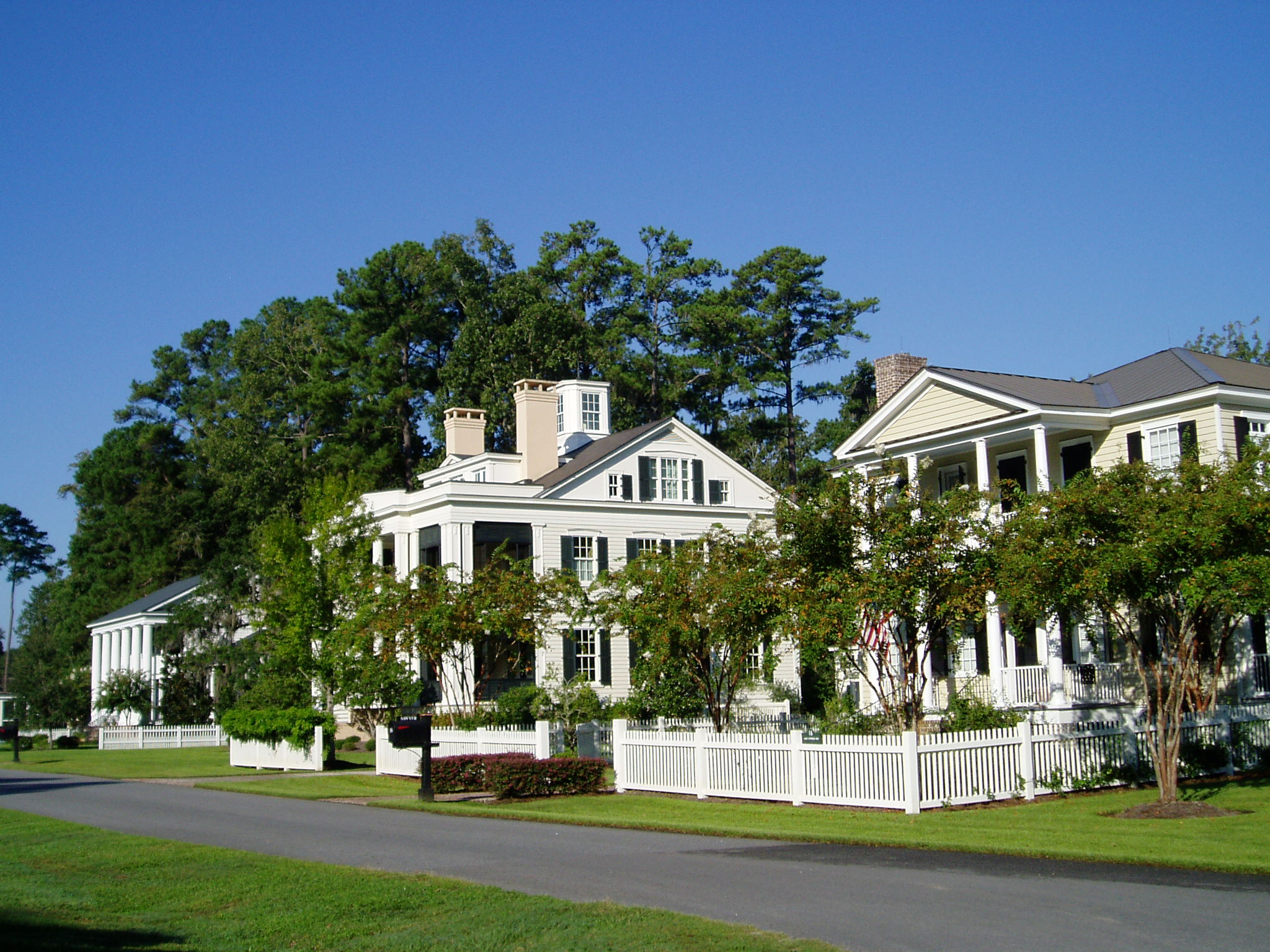 The Ford Plantation in Coastal Georgia Honored as Best ...