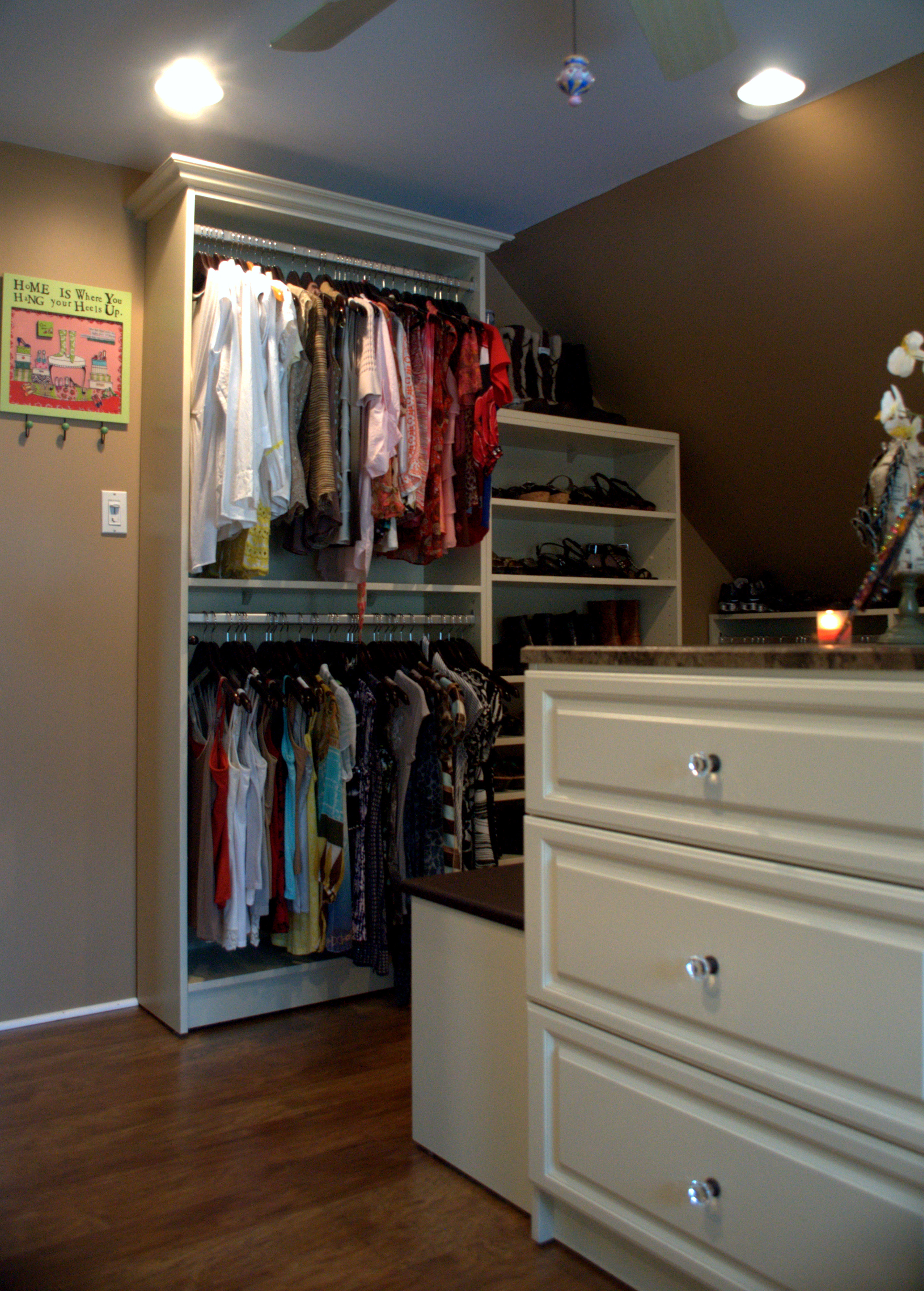 Custom Closet Company Bella Systems Philly Of Medford