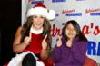 Last Christmas Adriana Gallardo gave away 4,000 toys to children in different cities.