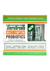 TheraBreath Probiotics help Prevent the Flu.