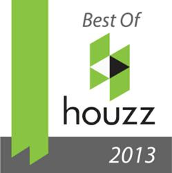 Houzz Award 2013