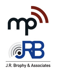 JR Brophy Logo - MP Antenna Logo