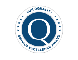 GuildQuality Pella Service Excellence Award