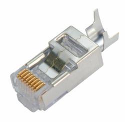 L-com's large-OD RJ45 (8x8) plug