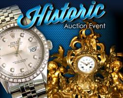 Louis Vuitton, Rolex & Gold Coin Auction