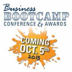 2013 Business Bootcamp Conference and Awards