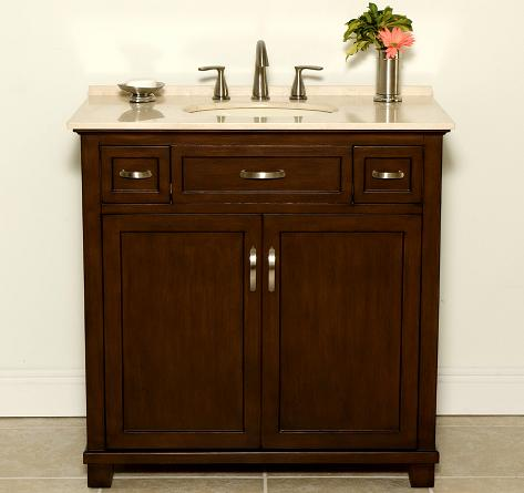 Cool 30 Inch Bathroom Vanity With Drawers To Complete Small Bathroom