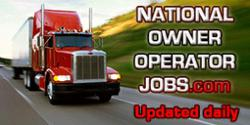 National Owner Operator Jobs