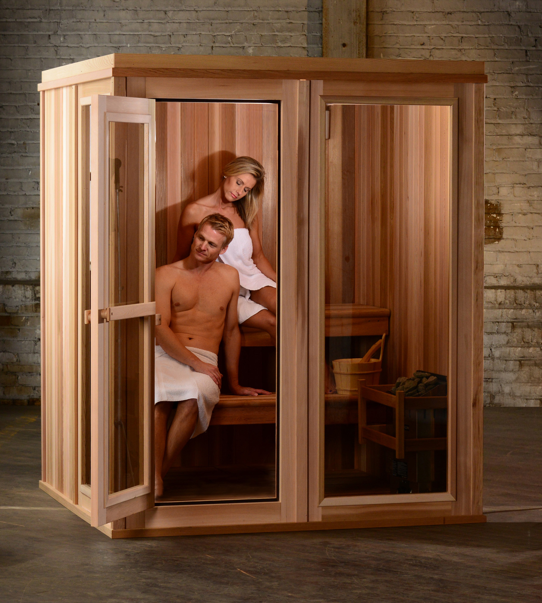 Almost Heaven Saunas Introduces New Sauna Model At Costco