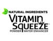 Vitamin Squeeze Water Enhancers Offer Flavorful Relief in Flu Season