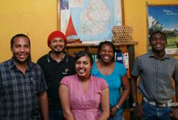 Hotel Link Solutions Mauritius team