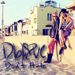 "DBLOVE's first original EP titled ""Don't Hate,"" a catchy pop dance tune."