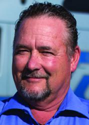 Highway Angel Mark Randall of Mesquite, Nevada